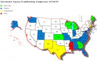 Intrastate Crowd Funding 16 More States Pending