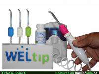 WELtip Toothpaste Delivery System for your Water Flosser